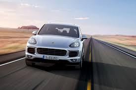 Porsche Cayenne Quality - german publication says porsche cayenne fails emission standards