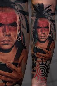 maksim yalovik international tattoo show
