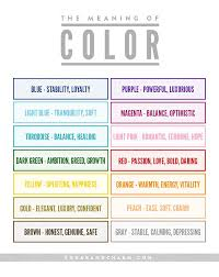 25 unique meaning of emotional ideas on pinterest color theory