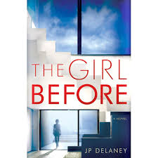 the before by j p delaney