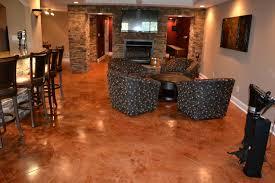attractive best basement flooring options basements ideas