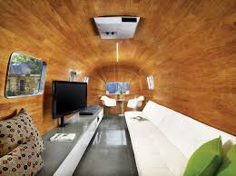 amazing airstream interior design with interior design ideas for