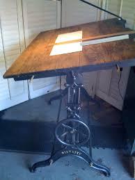 Dietzgen Drafting Table Dietzgen Drafting Table Antique 30 S Cast Iron Dietzgen Flickr