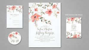 read more floral wedding invitations wedding