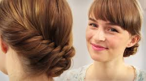 Frisuren F Mittellange Haare Zum Nachmachen by Frisur Hochzeitsgast Lange Haare