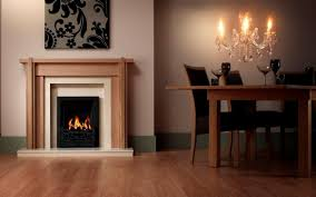 gas fireplace surrounds with bookcases fireplace designs