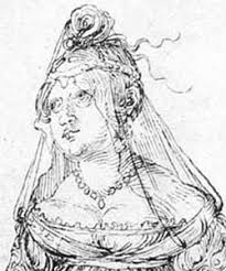 a crowning glory hair styles and headwear in sixteenth century