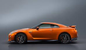 nissan gtr katsura orange 2017 nissan gt r revealed at the new york auto show w videos
