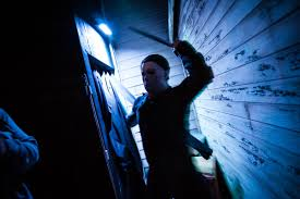 michael myers halloween horror nights theme parks los angeles news and events la weekly