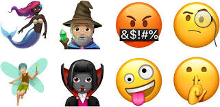 new emoji update for android apple confirms new emoji are coming to iphone and in ios 11 1