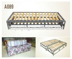 folding sofa bed frame convenient folding sofabed frame mechanism factory buy sofa bed