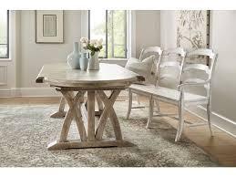 hooker furniture dining room boheme du monde ladderback dining