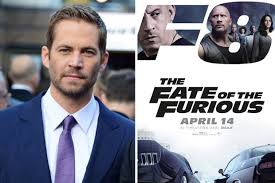 fast and furious 8 han still alive the fate of the furious movie in honour of paul walker s death