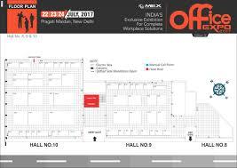 Expo Floor Plan by Floor Plan Officeexpo