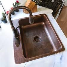 copper sinks online coupon sinkology sisley 17 inch bar prep copper sink in hammered antique