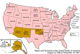 map of the us states in 1865 history of the united states 1865 1918