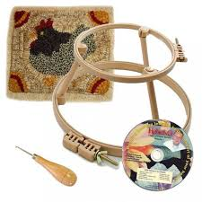 Latch Hook Rugs For Sale Rug Hooking Kits Beginner To Advanced The Woolery