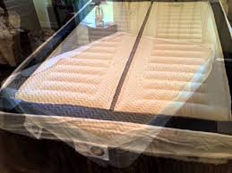 queen size sleep number bed youtube