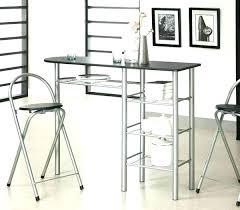 table bar pour cuisine table bar ronde haute conforama mrsandman co