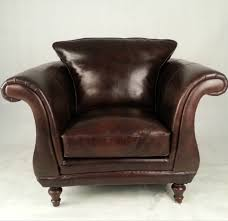 Antique Couches Single Seater Retro Vintage Leather Sofa Armchair Buy Vintage