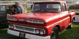 Classic Chevrolet 4x4 Trucks - 15 pickup trucks that changed the world