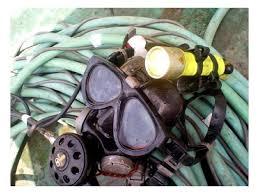 le de plongée led lenser d14 frogman