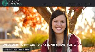 Digital Resume Digital Resume U2013 Prprospects