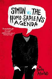simon vs the homo sapiens agenda by becky albertelli books