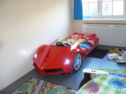 ferrari race car bed styling bedroom theme for your child race auto kinderbed ferrari bed autobed laferrari