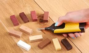 Wood Floor Scratch Repair Vinyl Floor Repair Kit Home Repair How To Seal Laminate Flooring