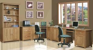 Oak Home Office Furniture Sets Vinayakleafspringcom - Home furniture uk