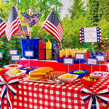 4th of july decorations of july decorations