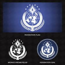 United Nation Flag United Nations Federation Symbol Overview By Akarukagestudios On