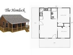 small log house plans with loft