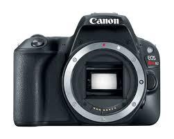amazon black friday ad canon t6s canon eos rebel sl2 body only black new in box