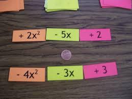math u003d love adding and subtracting polynomials activity