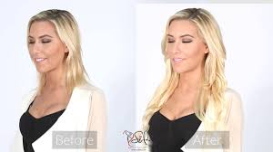 clip in hair extensions before and after sif clip in hair extensions before and after