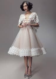 Short Wedding Dresses Classy And Sassy 25 Utterly Gorgeous Short Wedding Dresses
