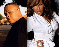 Dee Barnes And Dr Dre Rhymes With Snitch Celebrity And Entertainment News Michel