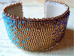 cuff bracelet tutorials images All peyote seed bead jewelry tutorials the beading gem 39 s journal jpg