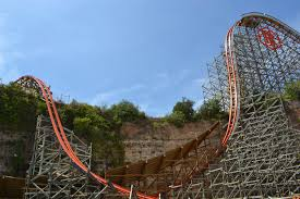 Biggest Six Flags Six Flags Fiesta Texas Iron Rattler