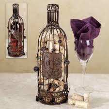 2 in 1 wine cork holder wine bottle holder wine bottle shape