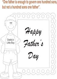 father u0027s day coloring page for kids 5