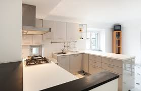High Gloss White Kitchen Cabinets Gloss And Matte Lacquered Kitchen Cabinet Doors Gallery
