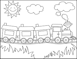 simple train drawing how to draw a bullet train step step trains