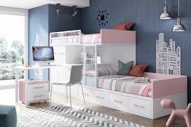 lit superposé avec bureau lit superposa fille avec bureau et galerie avec lit avec bureau pour