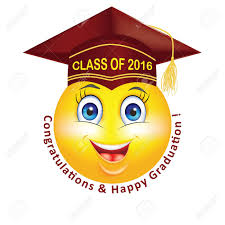 class of 2016 graduation happy graduation class of 2016 graduation emoticon