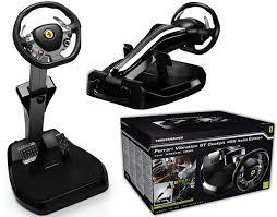 thrustmaster xbox 360 thrustmaster vibration gt cockpit 458 italia edition and