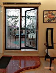 enter your home through these beautiful doors renomania pooja room