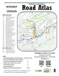 Floyd Va Map Montgomery County Road Atlas By Montgomery County Va Issuu